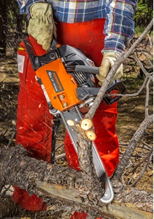 Best-selling gas chainsaw