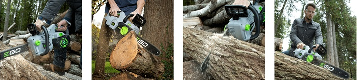 EGO POWER Cordless Brushless Chainsaw Bare Tool
