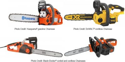 How to Safely Use Chainsaws