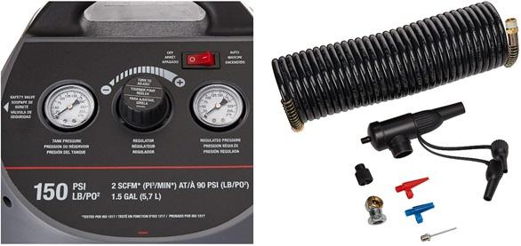 PORTER-CABLE Portable Air Compressor 2