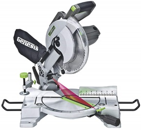 Genesis GMS1015LC Corded-Electric Compound Miter Saw