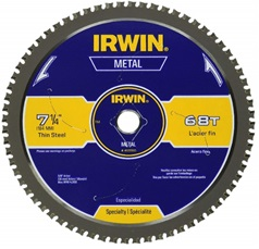 Metal-Cutting Circular Saw Blade