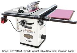 Hybrid Saws