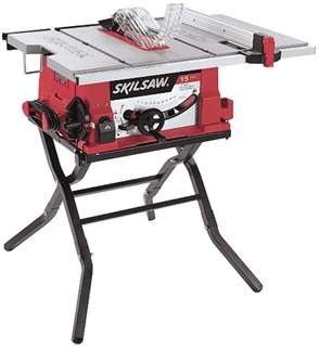 SKILSAW Table Saw with Folding Stand