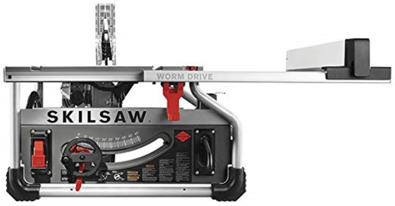 SKILSAW Worm Drive Table Saw