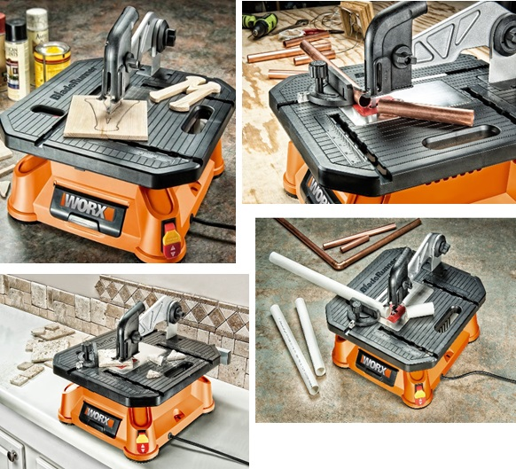 WORX Portable Table Top Saw