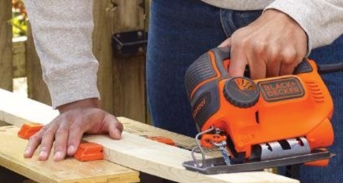 BLACK+DECKER best jig saw