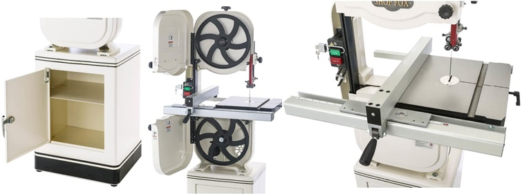 SHOP FOX best wood band saw